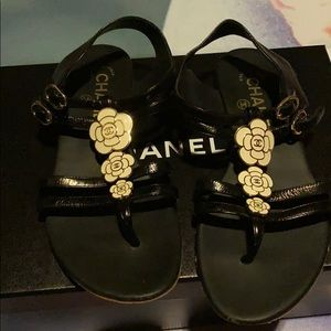 Chanel Sandals size 5